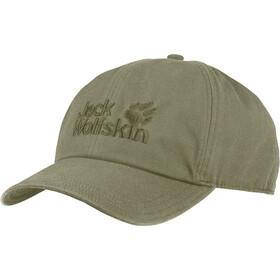 Jack Wolfskin Baseball Cap khaki